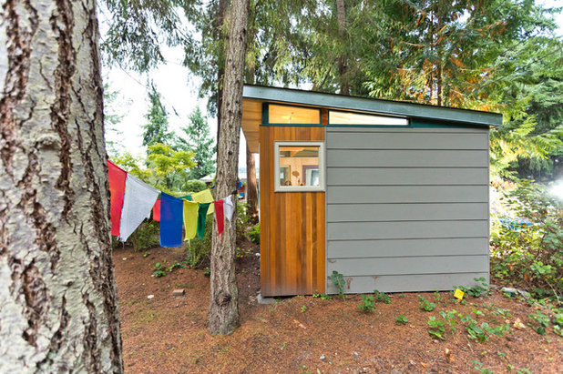 Room of the Day: Instant Craft Studio on Vashon Island Craft Outhouse Designs on craft office designs, craft wood designs, craft bar designs, craft room designs, craft boat designs, craft home designs, craft shed designs, craft store designs,