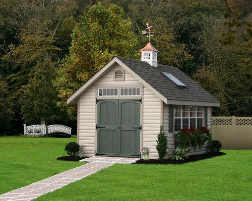 Craftsman Sheds Garage And Shed Design Ideas Pictures