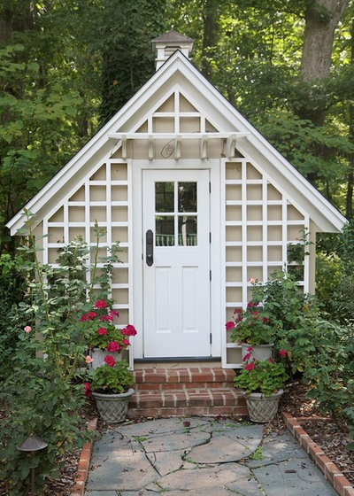 Victorian Shed by Dovetail Woodworks