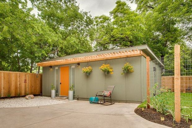 Midcentury Shed Dana Perez: Mid2Mod in-law house