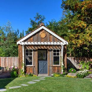 Landhaus Gartenhaus in San Francisco