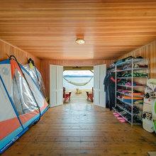 Beach side storage