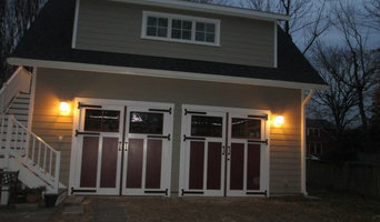 Del Ray Garage Guest House