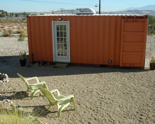 Shipping Container Garage and Shed Design Ideas, Pictures ...