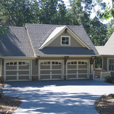 Garage And Shed by Chatham Home Planning