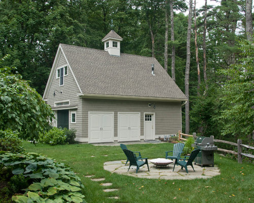 Split Level Addition Garage And Shed Design Ideas