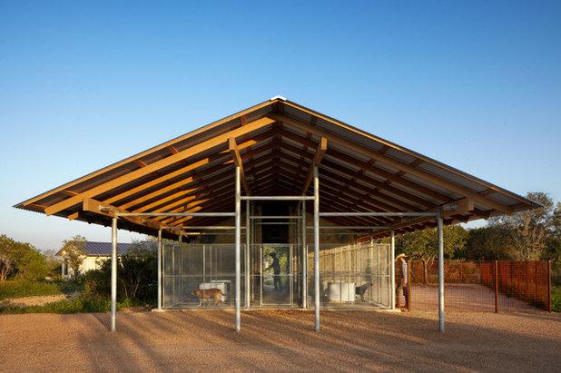 Farmhouse Shed by Furman + Keil Architects