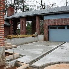 Modern Garage And Shed by Cablik Enterprises
