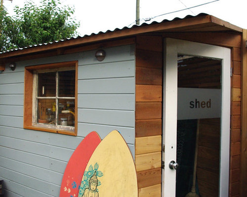 Garden Shed Doors Ideas Pictures Remodel and Decor