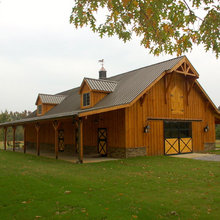 Barn Pros - Completed Projects