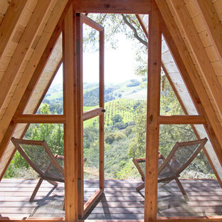 Small country detached shed and granny flat in San Luis Obispo.