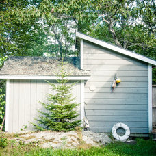 Eclectic Garage And Shed Eclectic Garage And Shed