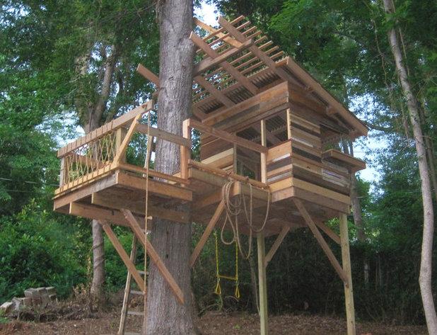 Build Backyard Fort
