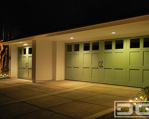Eco Alternative Garage Doors Houzz