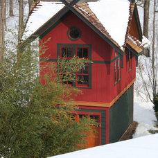 Craftsman Exterior by John Gehri Zerrer