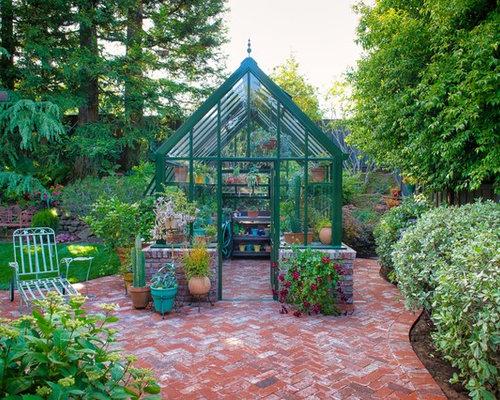 75 Trendy Detached Greenhouse Design Ideas - Pictures of Detached ...