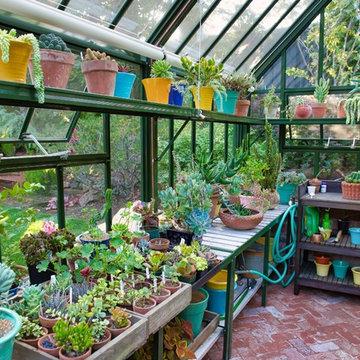 English Garden in the Bay Area