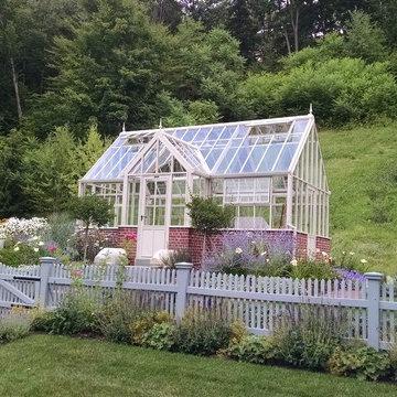 English greenhouse, English Glasshouse, custom greenhouse, Victorian greenhouse