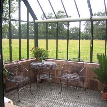 English greenhouse - English greenhouses