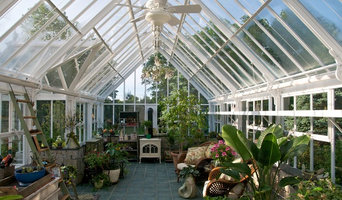 English / Victorian Greenhouses - Glasshouses