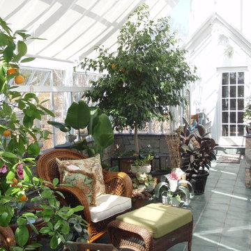 English / Victorian Greenhouses - Glasshouses