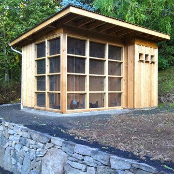Erickson Residence (Design + Build)