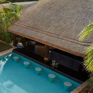 Shed - tropical shed idea in Other
