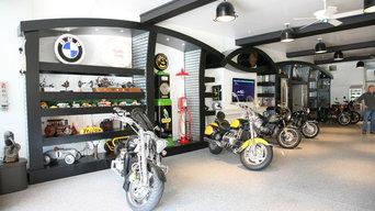 Exhibit Garage