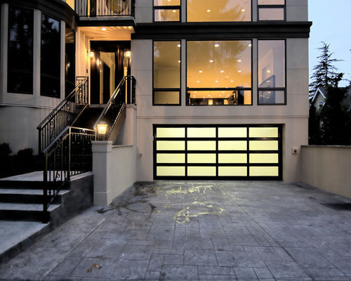Tuck Under Garage Houzz
