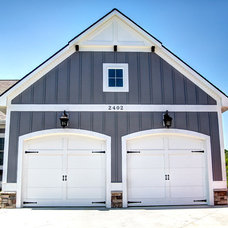 Traditional Garage And Shed by Photos By Kaity
