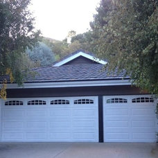 Traditional Garage And Shed by Los Angeles Remodeling and Construction