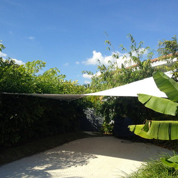 Fabric Architecture & Shade Sails completed projects