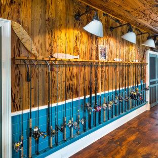 Studio / workshop shed - eclectic studio / workshop shed idea in Tampa