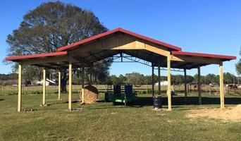 Florida Engineered Pole Barn