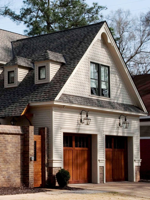 Victorian Garage Home Design Ideas, Pictures, Remodel And
