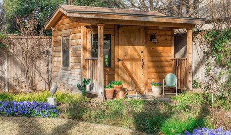 5 questions à se poser avant d'aménager un abri de jardin