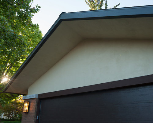 Frank Lloyd Wright Inspired Garage And Shed Design Ideas