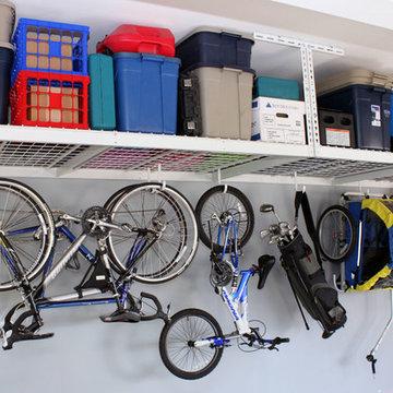 Garage and Home Storage Ideas