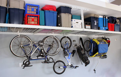 7-Day Plan: Get a Spotless, Beautifully Organized Garage