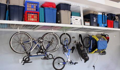 7-Day Plan: Get a Spotless, Beautifully Organized Garage