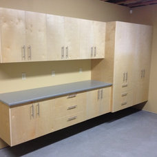 Modern Garage And Shed by Garage Storage Solutions