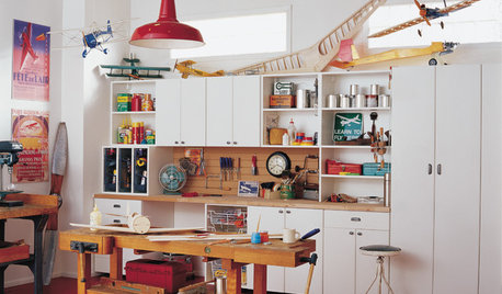 Weekend Project: Easy Ways to Organise Your Garage