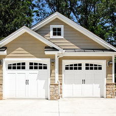 Garage And Shed by Case Design/Remodeling, Inc.