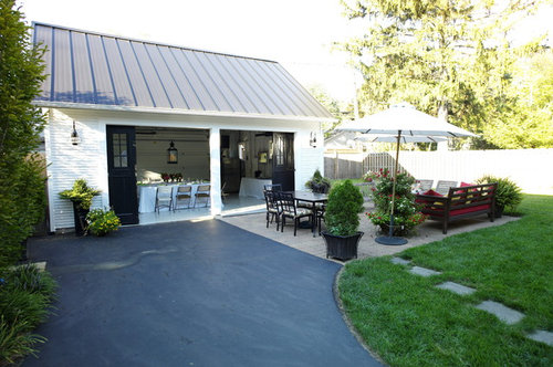 Poll What Do You Do With Your Driveway If You Convert Your Garage