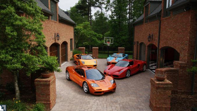 Mediterranean Garage And Shed by DreamGarage.com