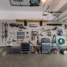 Traditional Garage And Shed by Your Remodeling Guys