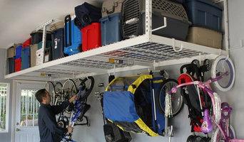 Garage Overhead Storage by SafeRacks