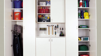 Garage Storage and Shelving