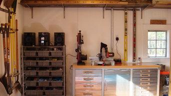 Garage Storage Design & Organization