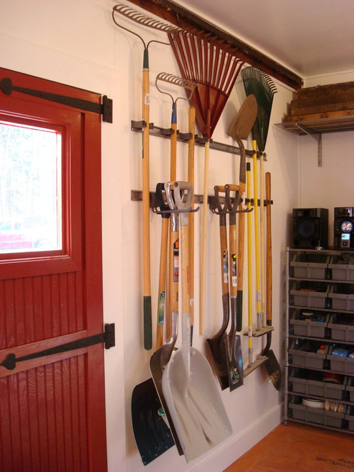 Garden Tool Organizer Ideas, Pictures, Remodel and Decor